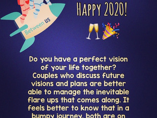 Do you have a perfect vision of your life together?