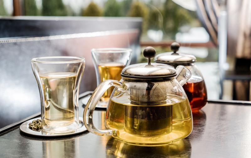 yaşıl çay, qara çay, limbak