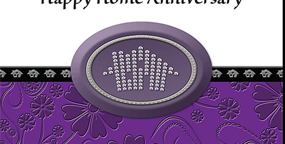 11038: Happy Home Anniversary
