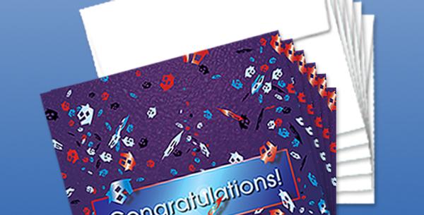 11035P: (6-Pack) Congratulations!