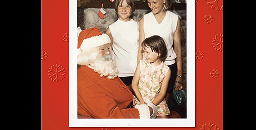 09029: Santa Bubble Burst