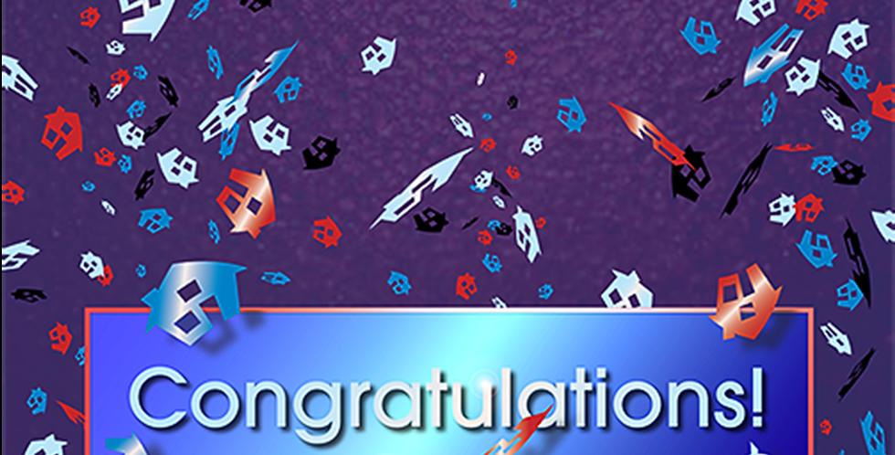 11035: Congratulations!