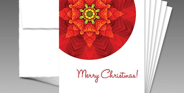 09058P: (6-Pack) Christmas Mandala