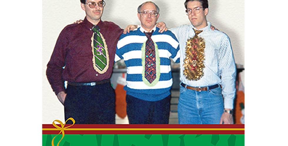 "09007: Three-Way ""Tie"" Christmas"