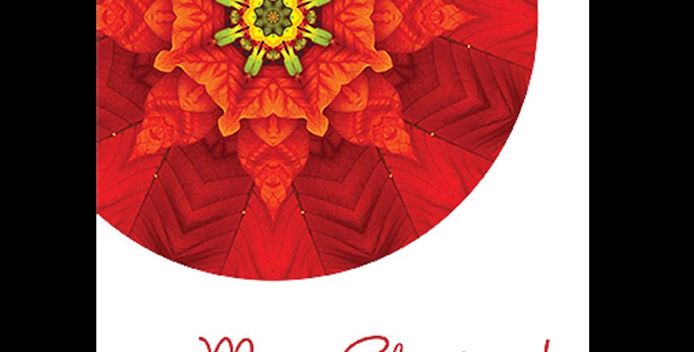 09058: Christmas Mandala