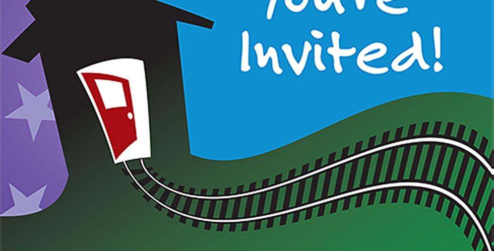 11001: You're Invited, Make Tracks!