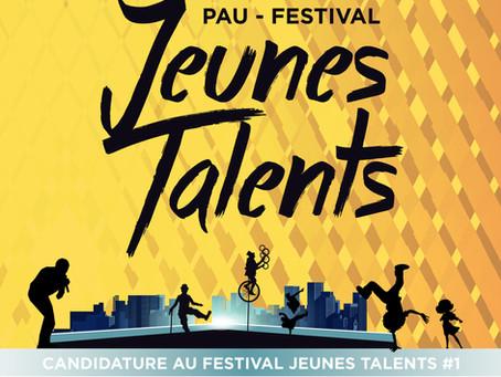 lancement du festival Jeunes Talents !