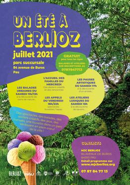 Un été à Berlioz, le programme complet