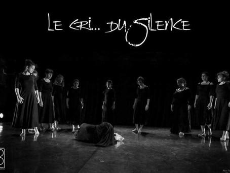 Vend. 25 sept. 19h30 : le Cri... du Silence - Cie Djudju