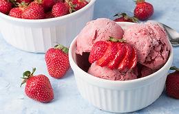 Strawberry N'ice Cream