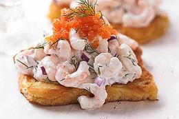 Midsummer Special: Skagen Toast