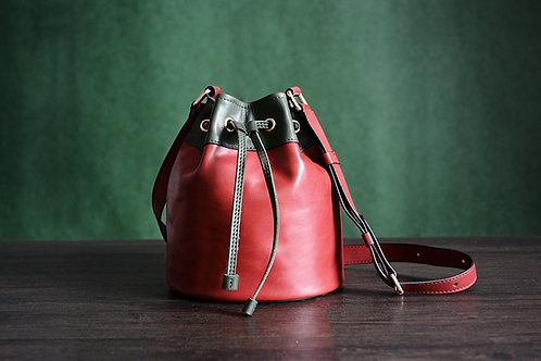 The Lucinda Satchel - Made to order