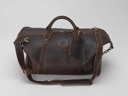 The Alexander Weekend Bag - Ultra soft leather
