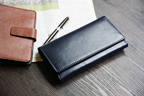 The Wordsworth Wallet - Made to order