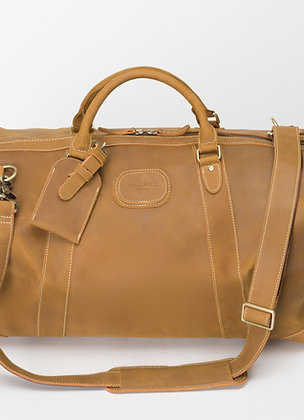 The Alexander Weekend Bag - Calfskin Edition