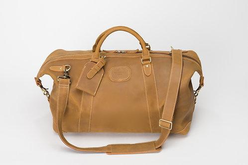 The Alexander Weekend Bag - Calfskin Edition