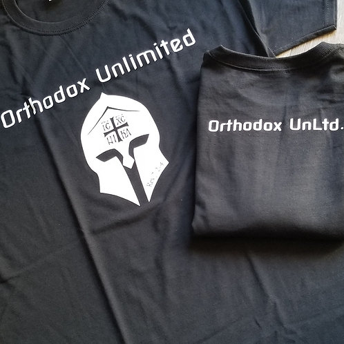 Orthodox Unlimited Warrior T-Shirt