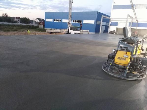 5 Первичная обработка бетона