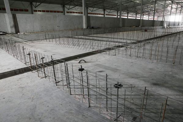 9 Армирование вертикальных стенок ванн
