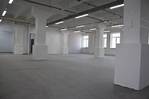 Устройство полимерного пола производственного помещения