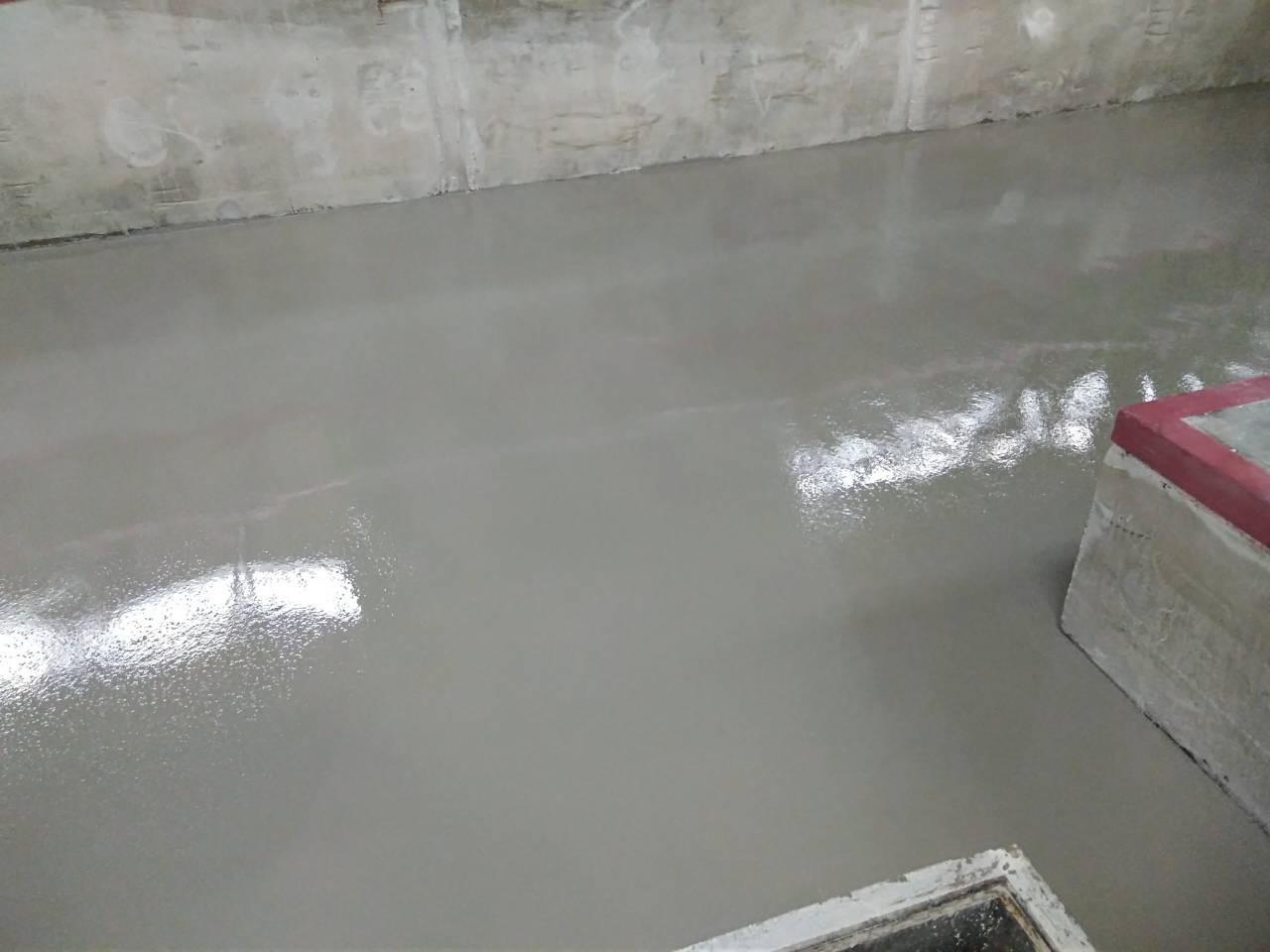 12 Свеженанесенный полимер