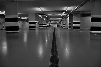 Полы для стоянок и паркингов