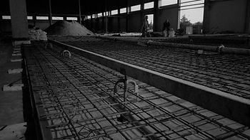 Виброрейка для бетонного пола