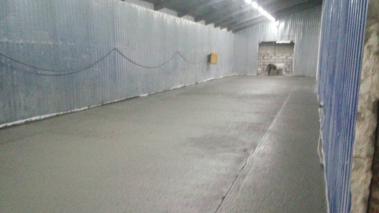 2 Принятый бетон