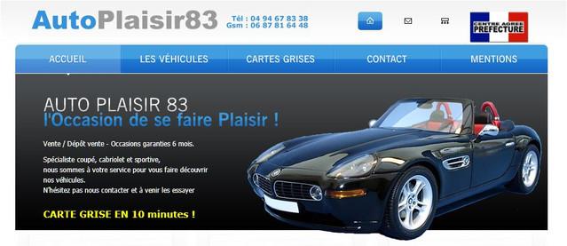 Auto Plaisir 83