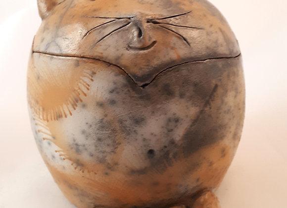 Orange CAT box in Sigillea land