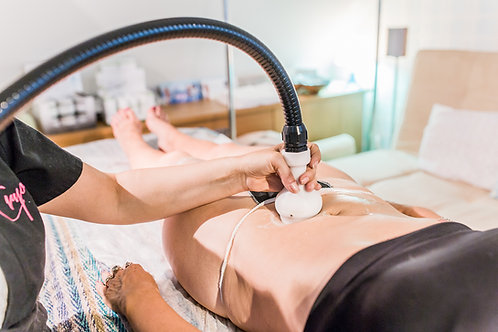 Lien Bon cadeau Cryothérapie localisée par massage-séance découverte valable 1x