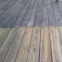 Le Décapage Rénovation terrasse en bois