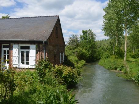 Location d'un Hébergement Exceptionnel autour d'Amiens
