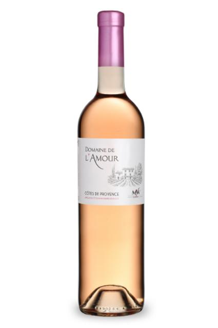 Domaine de l'Amour - Rosé 2019 - 75 cl
