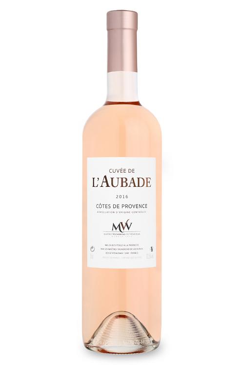 Cuvée de l'Aubade - Rosé 2019 - 75cl