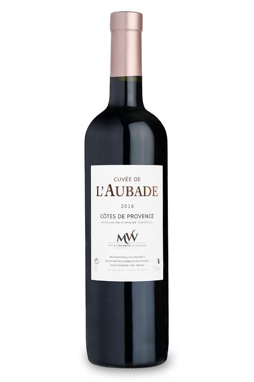 Cuvée de l'Aubade - Rouge 2017 - 75cl