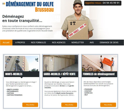Demenagement du Golfe