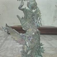 Décapage statues métaux précieux Frejus