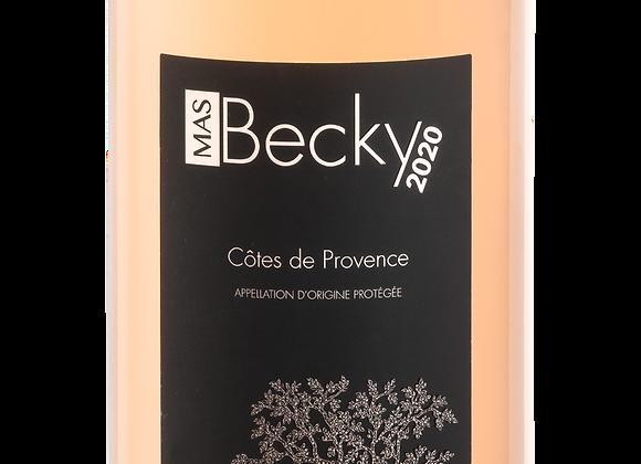 6 Rosé Mas BECKY (75 cl)