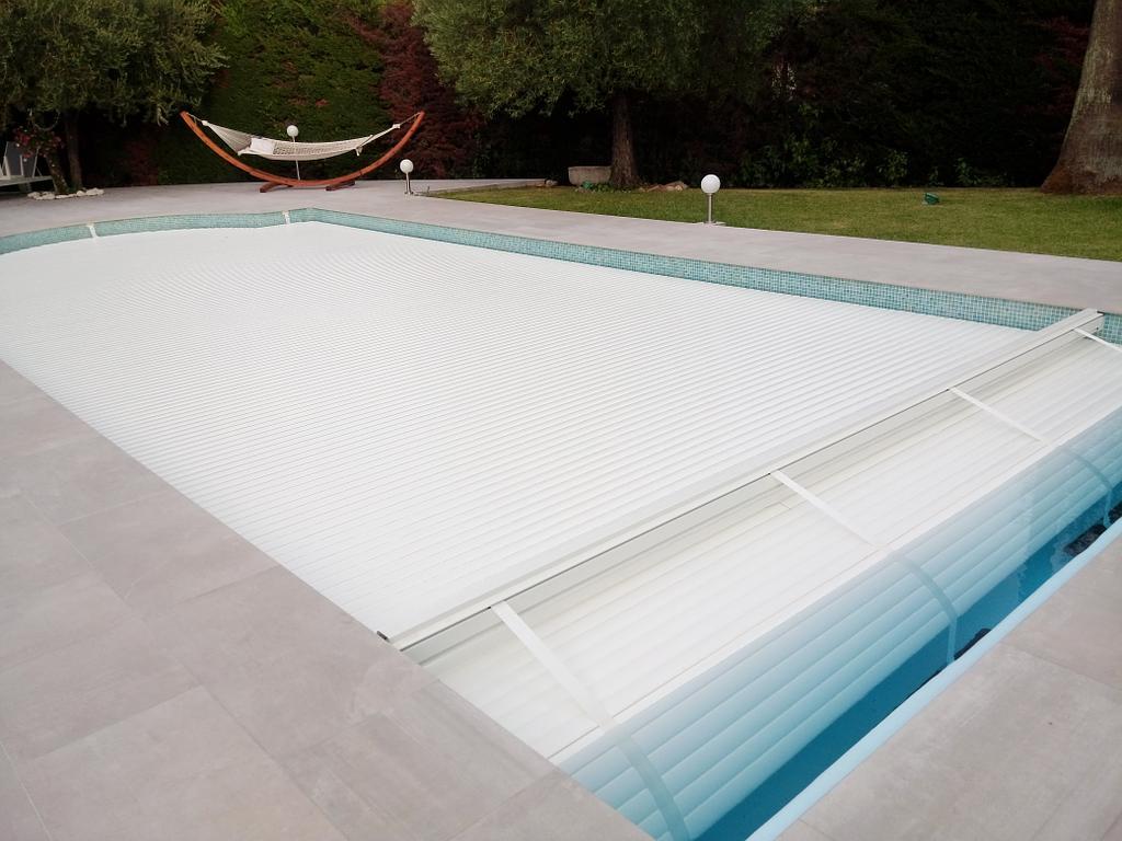 Volet piscine St Aygulf