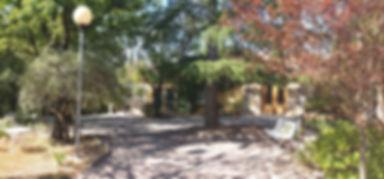 clinique de reeducation avec jardin drag
