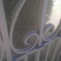 décapage des portails en fer métal fer f