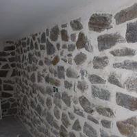 L'aérogommage murs pierre frejus var 83.
