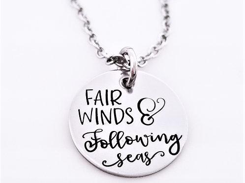 Fair Winds & Following Seas