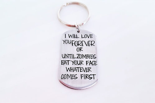Dog Tag: Face Eating Zombies