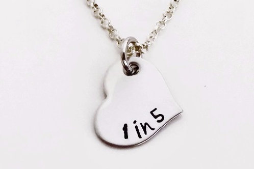 1 in 5 Heart