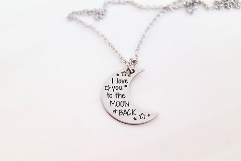 Small: I Love You to the Moon & Back