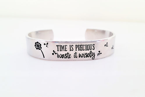 "1/2"" Time Is Precious"