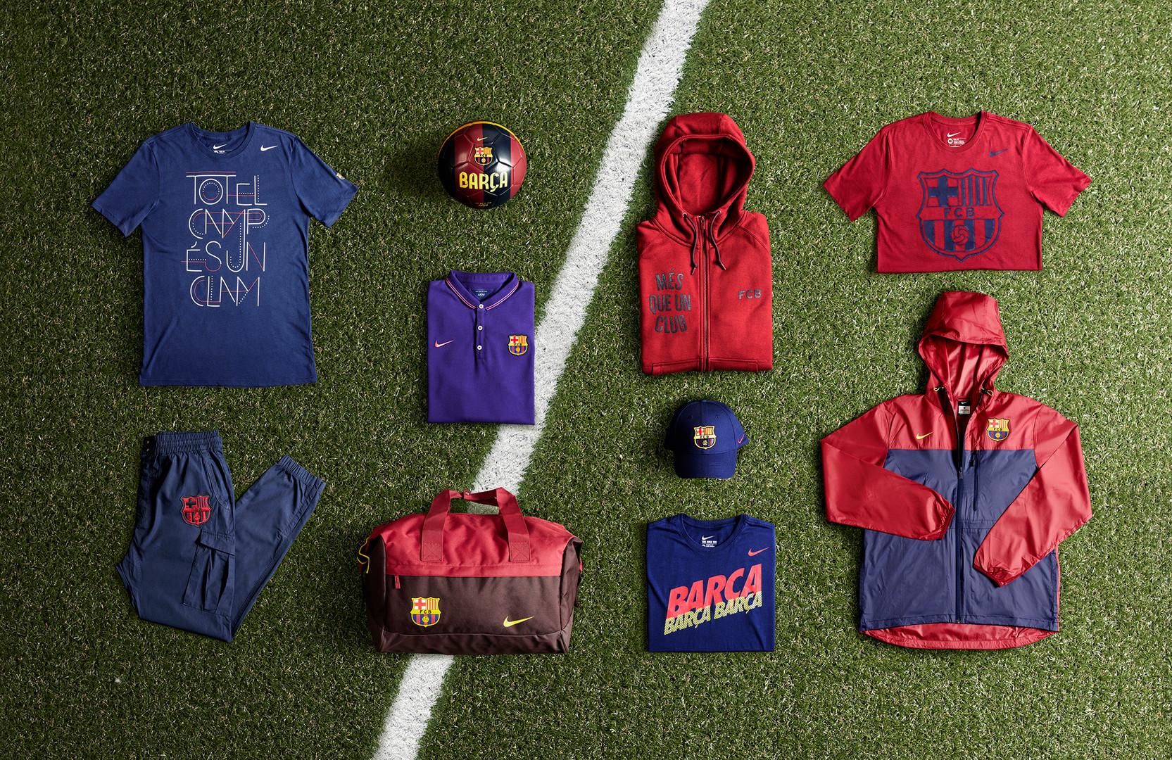 Nike FCB - Web Shop Posts