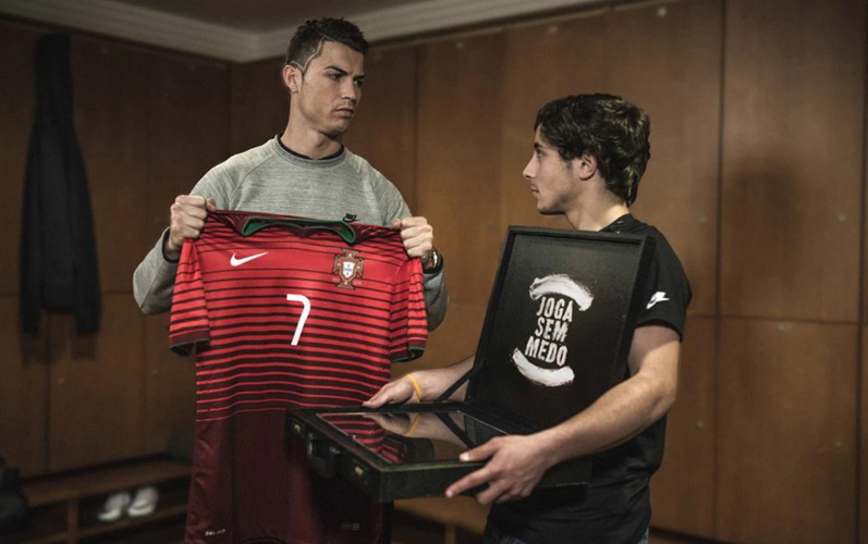 NIKE FOOTBALL - PORTUGAL NATIONAL TEAM WORLD CUP